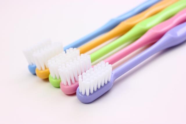 歯科医院用歯ブラシFP28-M(ふつう固さ)を使ってみた感想!