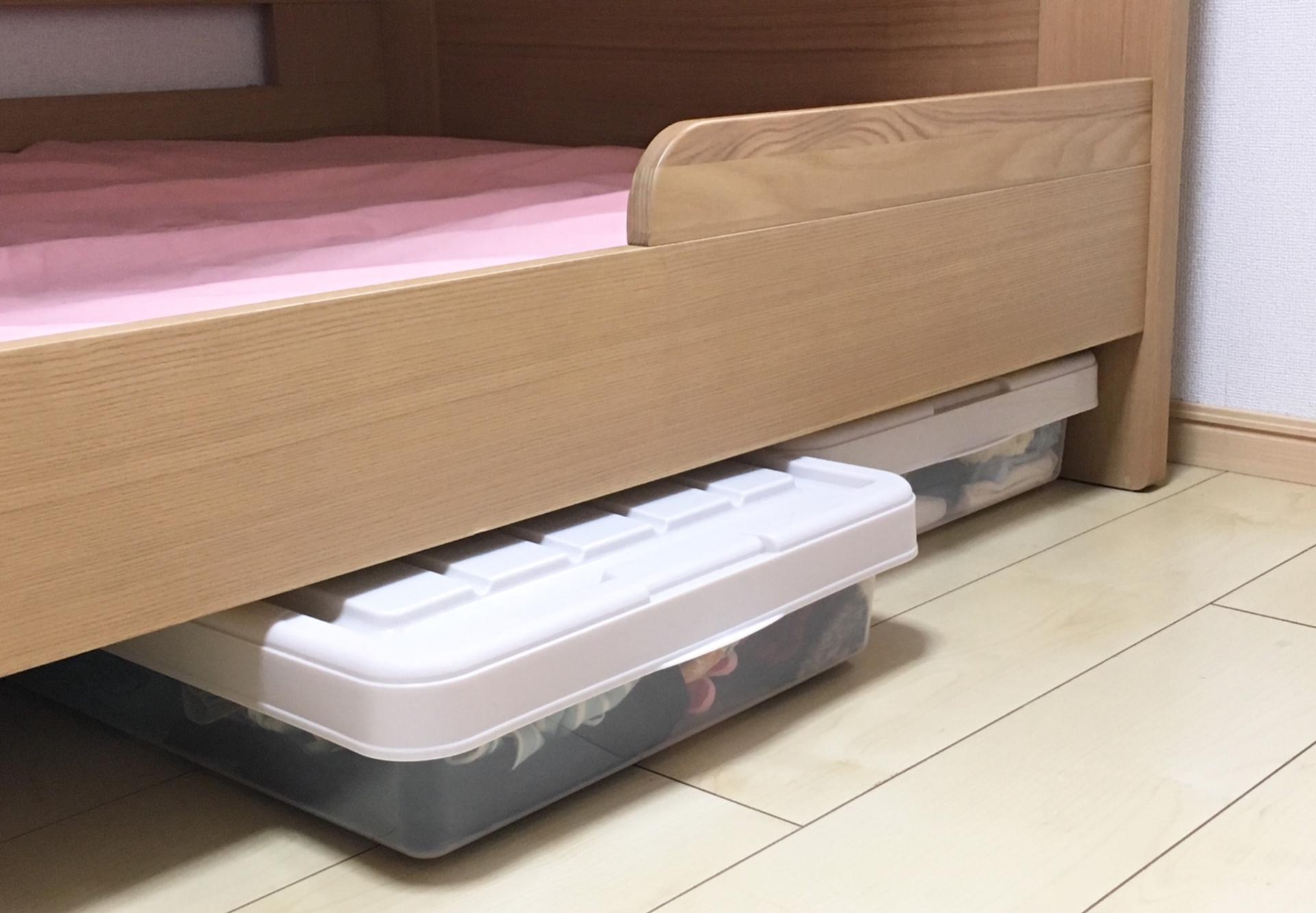 シングル収納付き木製ベッドを買って母の睡眠が向上しました!