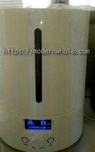 ジアニスト2.5ℓパーフェクトセット次亜塩素酸加湿器を使用してみた感想!