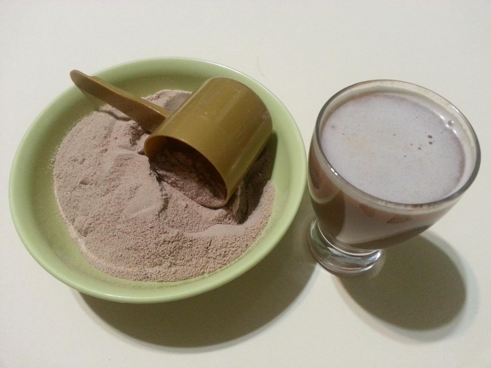 アルプロンWPCホエイプロテイン(チョコ)を実際に使用した効果のレビュー